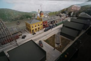 old downtown Dawson in better days